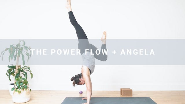 The Power flow + Angela (59 min)