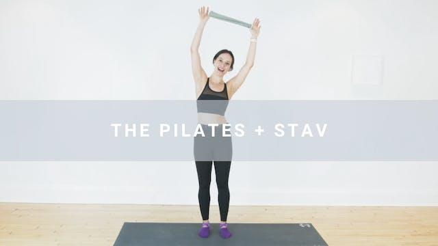 The Power Pilates + Stav (30 min)