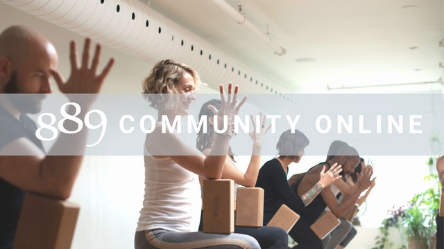 Intro To 889 Community Online