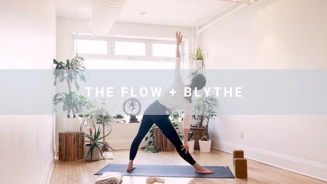 The Flow + Blythe (50 min)
