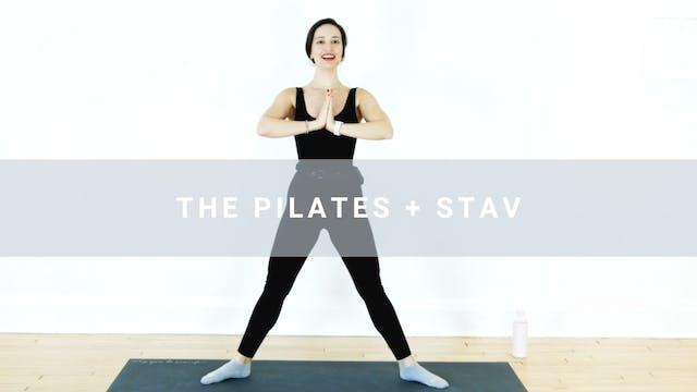 The Pilates + Stav (31 min)