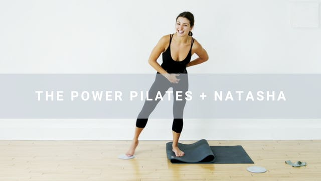 The Power Pilates + Natasha (45 min)