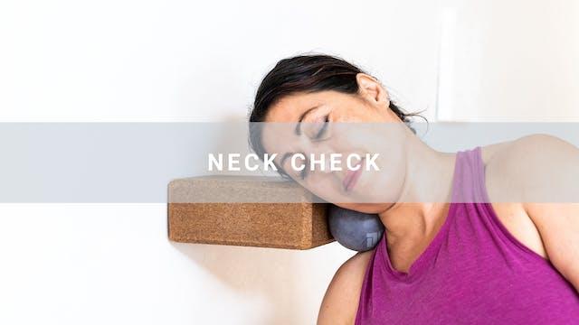 Neck Check