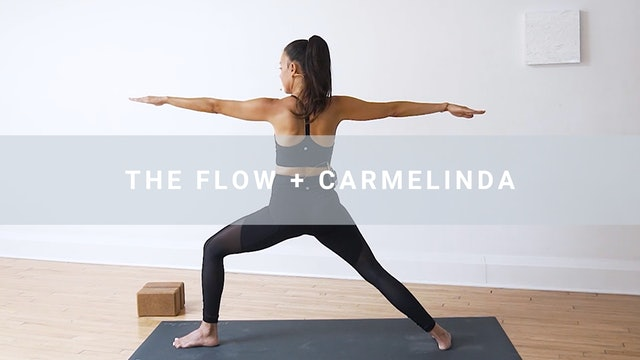 The Flow + Carmelinda (60 min)