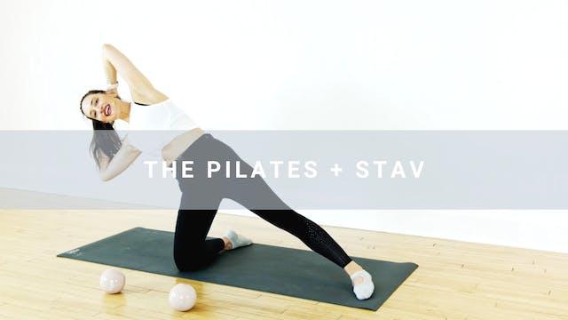 The Pilates + Stav (30 min)