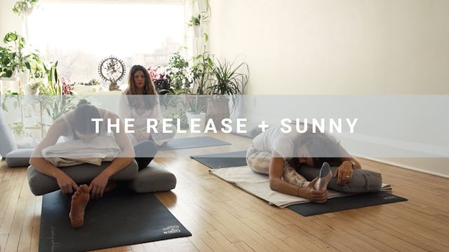 The Release + Sunny (55 min)