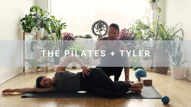 The Pilates + Tyler  (46 min)