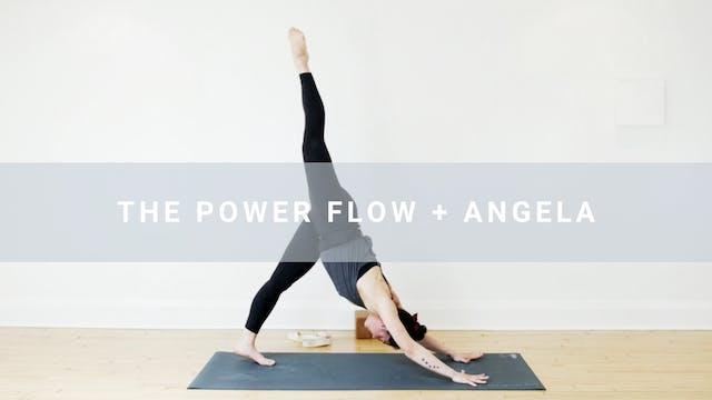 Power Flow + Angela (57 min)