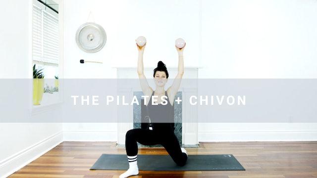 The Pilates + Chivon (34 min)