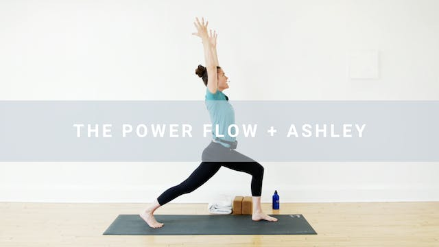 NAME CHANGE The Power Flow + Ashley (...
