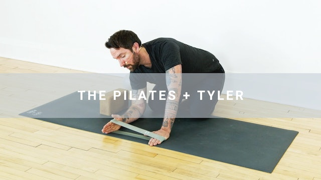 The Pilates + Tyler (60 min)