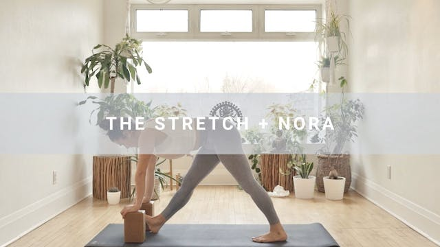 The Stretch + Nora (33 min)