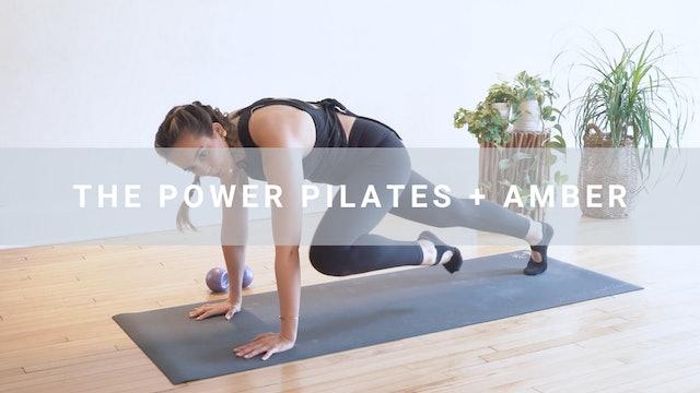 Power Pilates - Amber (48 min)