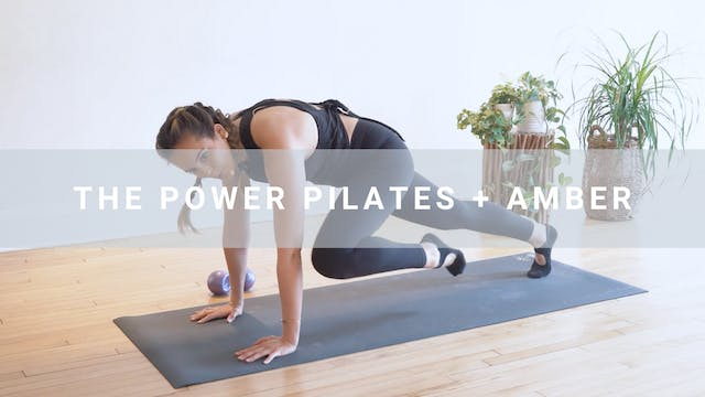 Power Pilates - Amber (48 min)
