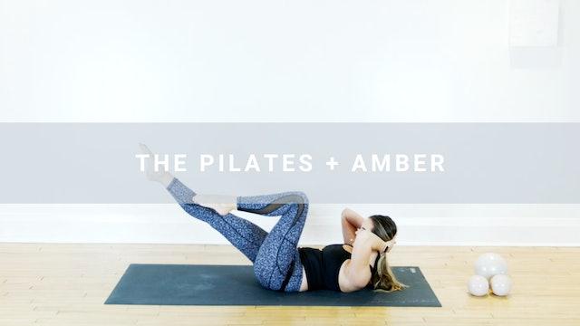The Pilates + Amber (30 min)
