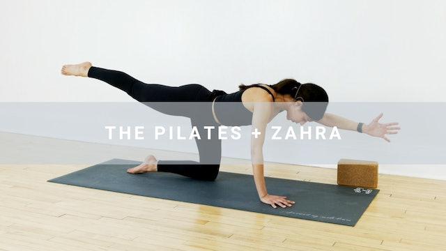 The Pilates + Zahra (24 min)