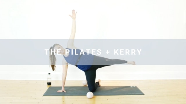 The Pilates + Kerry (61 min)