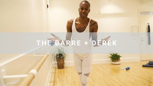 The Barre + Derek Friday (57 min)