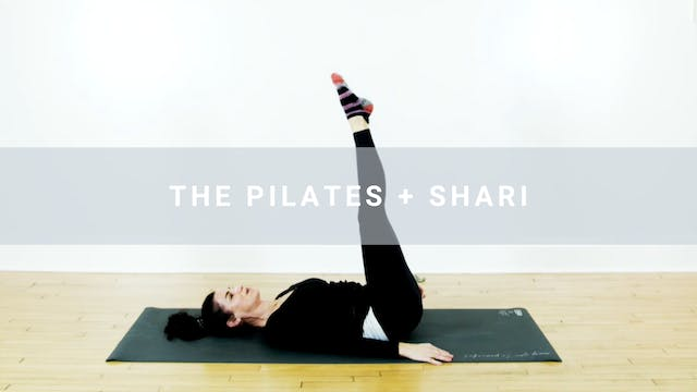 The Pilates + Shari (61 min)