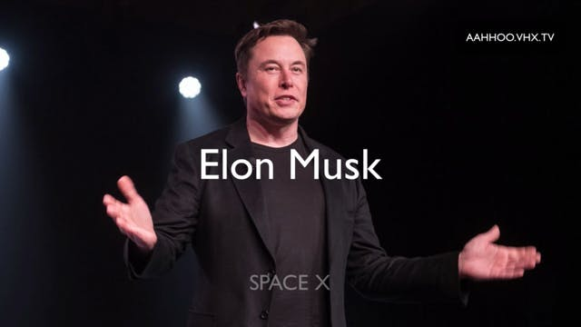 Elon Musk Primera Parte