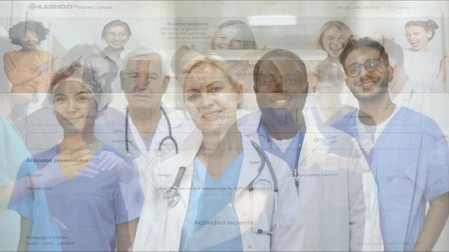 Medicos en redes sociales (RRSS)