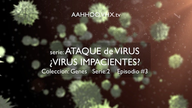 VIRUS IMPACIENTES
