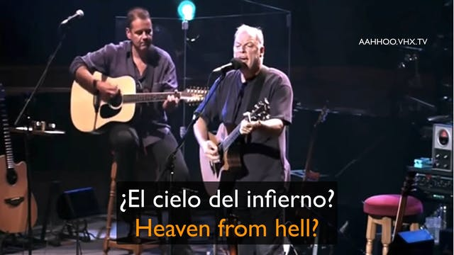 Wish you were here - David Gilmour (P...
