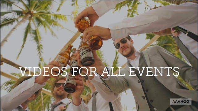 Videos for all  - Videos para todos