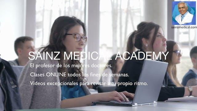 USMLE preparación con el Profesor Enrique Sainz