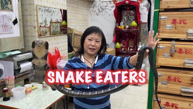 Snake Eaters
