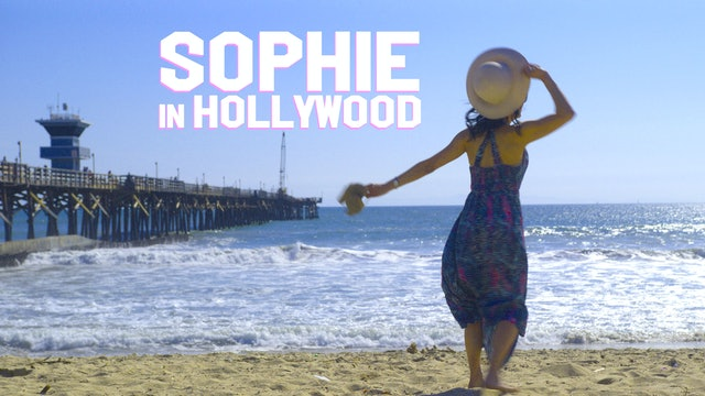 Sophie in Hollywood