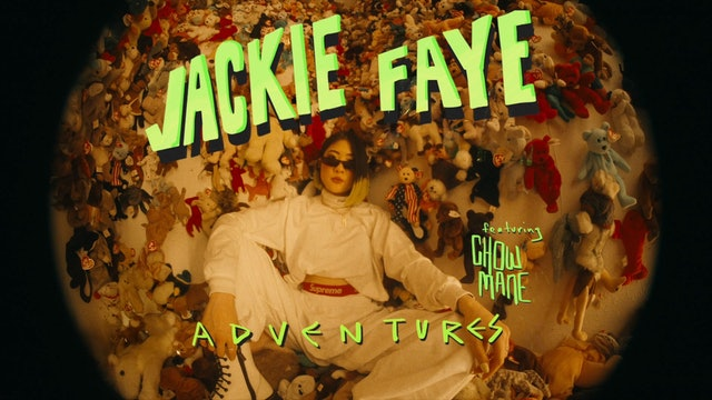 """AAMV Fest S4 EP405: """"Jackie Faye Adventures"""" by Jackie Faye (feat. Chow Mane)"""
