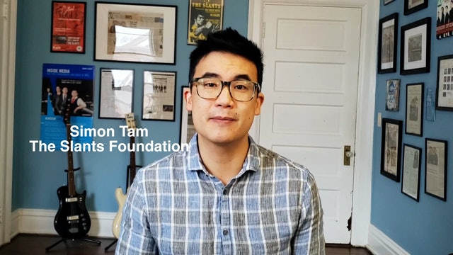AAMV Fest S1 EP100: Introduction by Simon Tam of the Slants Foundation