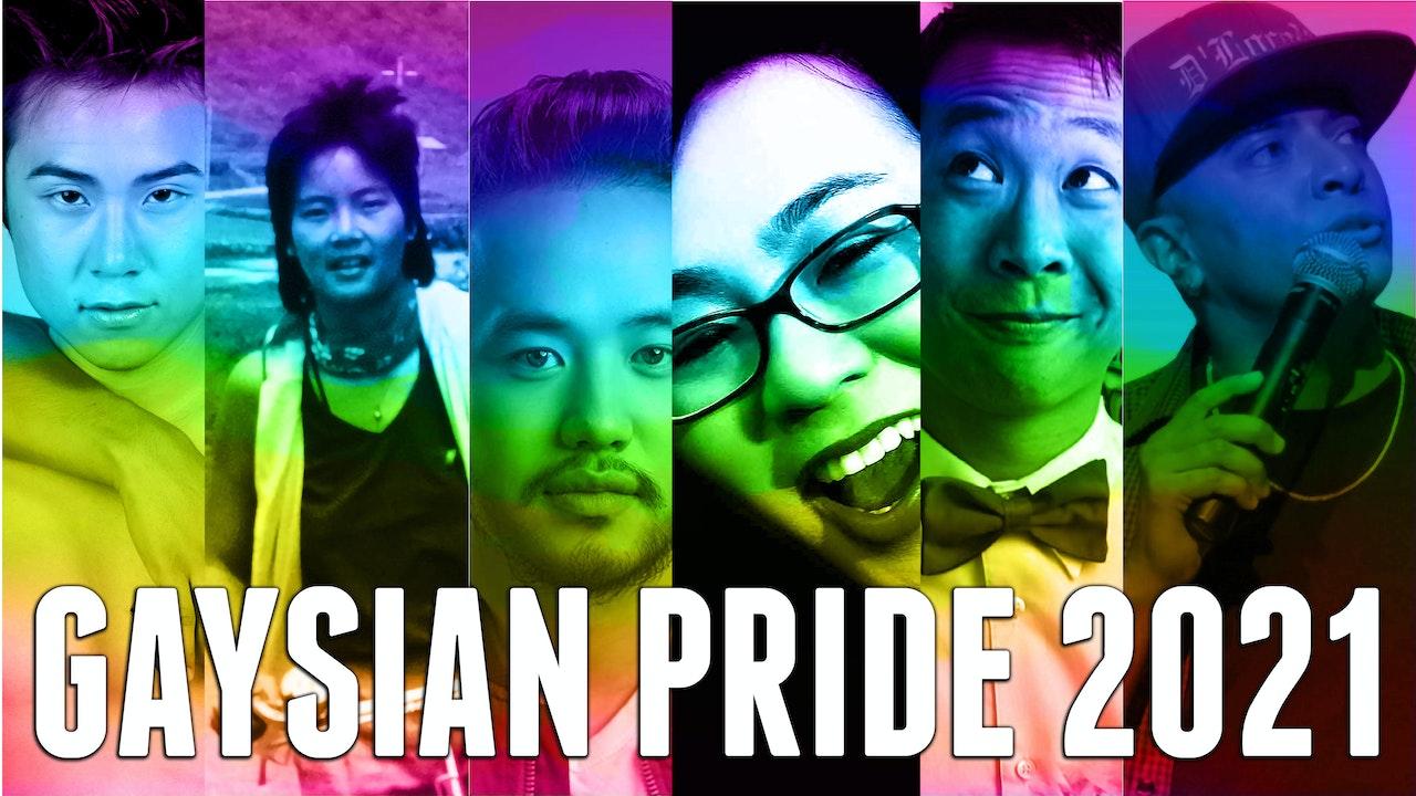 Gaysian Pride 2021