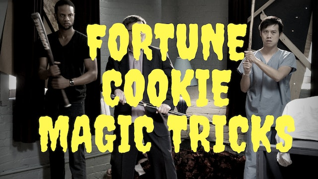 Fortune Cookie Magic Tricks