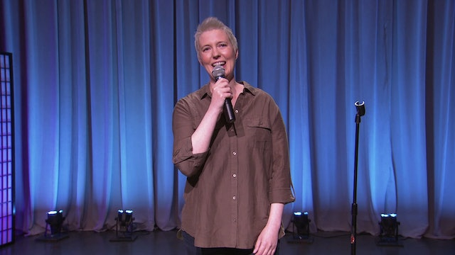 Comedy InvAsian Takeouts: Cate Gary