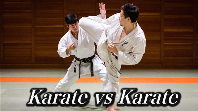 Karate VS   【Kuro-obi Dream】 - Kuro-Obi World