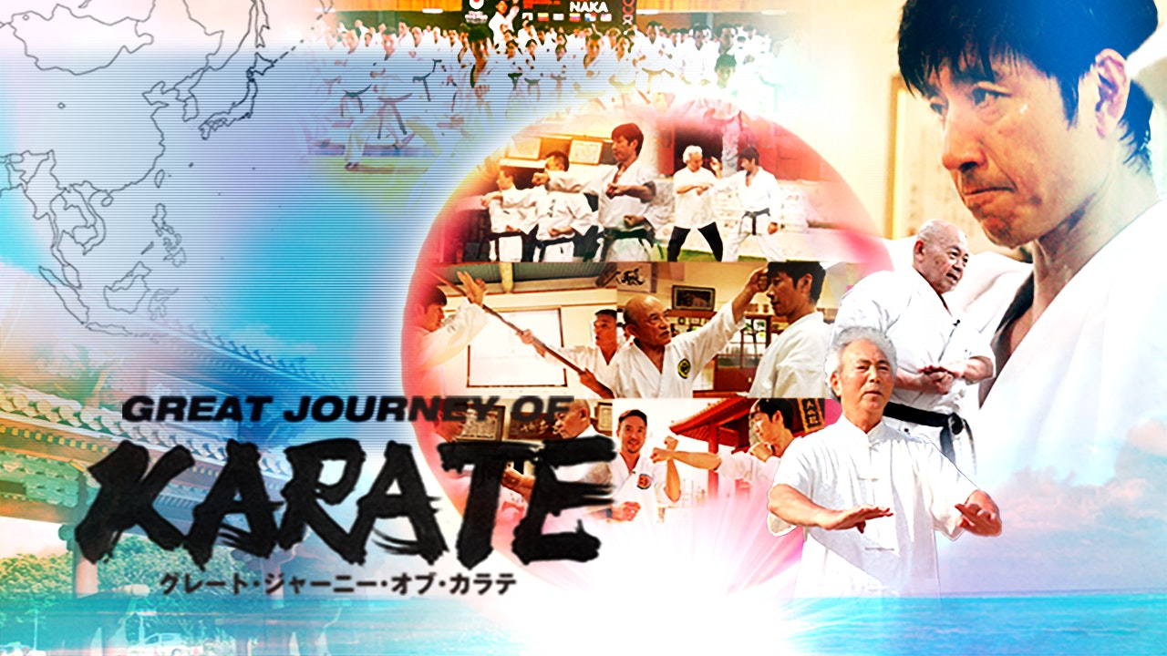 GREAT JOURNEY OF KARATE