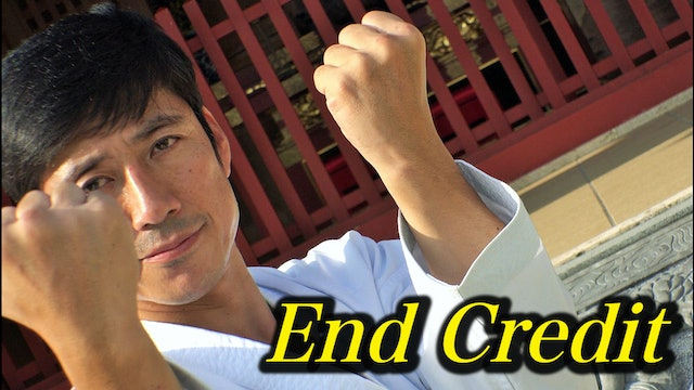 End Credit 【GREAT JOURNEY OF KARATE】