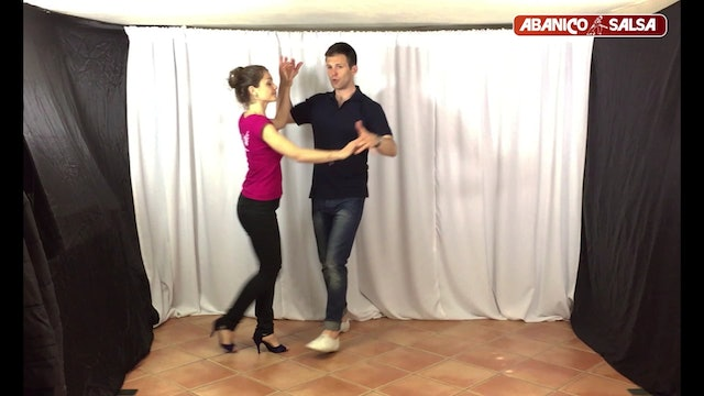 215 - Salsa On1 - Intermediate level