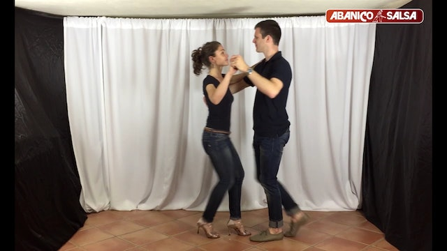 251 - Salsa - Intermediate level