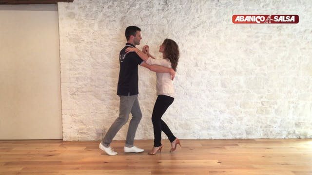 088 - Salsa - Intermediate level