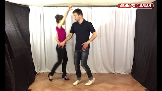 215 - Salsa - Intermediate level