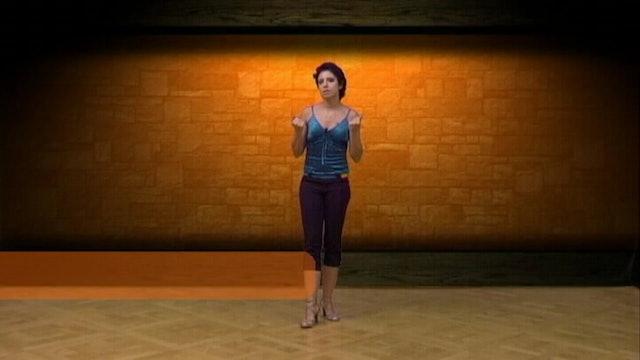 300 - Susana Montero Ladies' Styling 3 - 4. Arms Isolation Shines