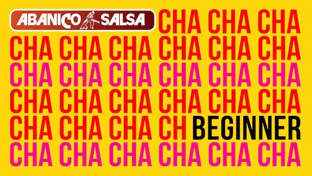 Cha Cha Cha - Beginner level