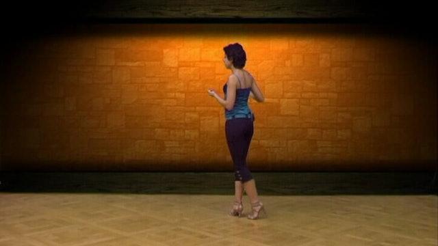 301 - Susana Montero Ladies' Styling 3 - 5. Hips Isolation Shines