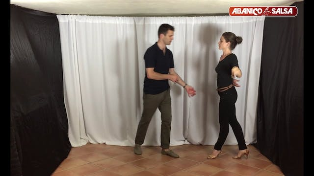 263 - Salsa On1 - Intermediate level