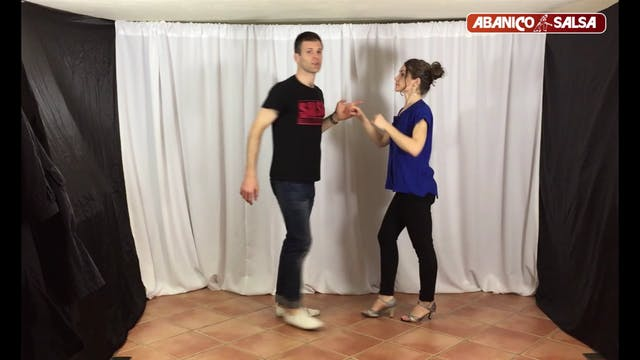 209 - Salsa On1 - Improver level