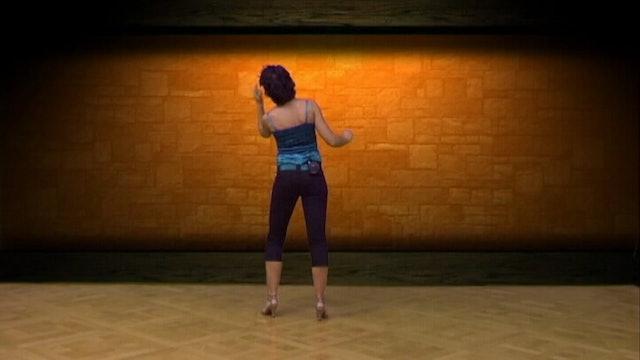 298 - Susana Montero Ladies' Styling 3 - 2. Head Isolation Shines