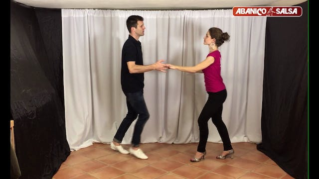 166 - Salsa - Intermediate level